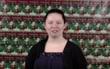 Rebecca Cancilla Holiday Greetings 2