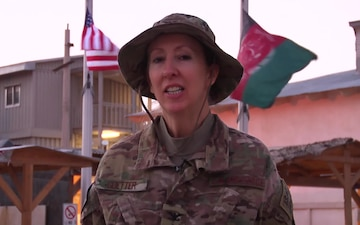 Col. Mary Goetter