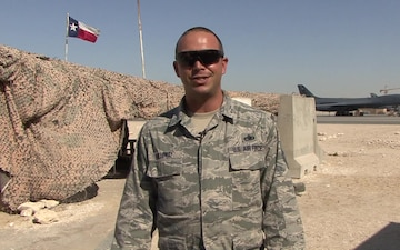 MSgt William Holloway-Holiday Shout-out