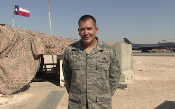 TSgt Gary McNutt-Holiday Shout-out