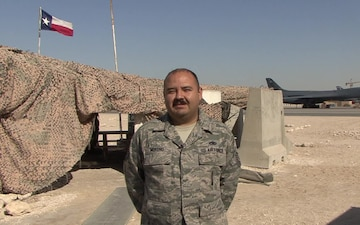 TSgt Ted Moreno-Holiday Shout-out