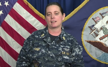 Master Chief Petty Officer Priscilla Kirsh