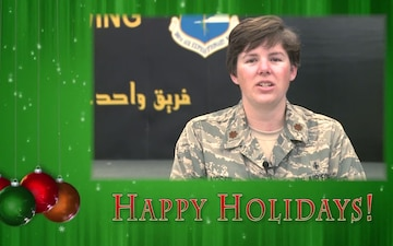 Maj Tonya Moser : Holiday Shout-Out