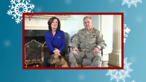 Air Force Report: Holiday Greetings from the CSAF