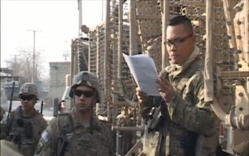 Guam Army National Guard Moving Out of Afghanistan