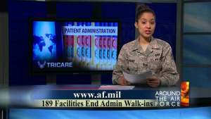 Around the Air Force - Officer Force Management