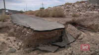 Corps Sends Team to Fort Irwin to Assess Monsoon Damage