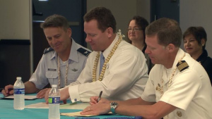 Around the Air Force: Officials Testify on Readiness
