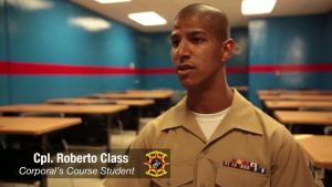Forging Leaders: Corporal's Course sharpens next generation of Marine NCOs (Short Version)