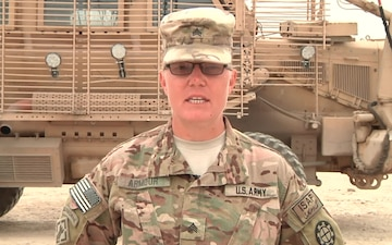 Sgt. Courtney Armour