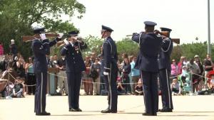 US Air Force Honor Guard