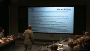 AFRC Chaplains Meaningful Engagement Training