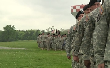 4th BCT Inactivation Ceremony Part 2