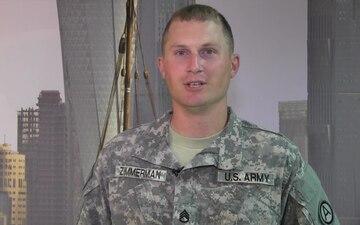 Staff Sgt. Shawn Zimmerman