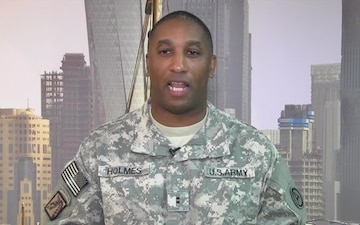 Chief Warrant Officer Marvin Holmes
