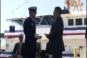 CGC Kathleen Moore CO interview and commissioning B-Roll