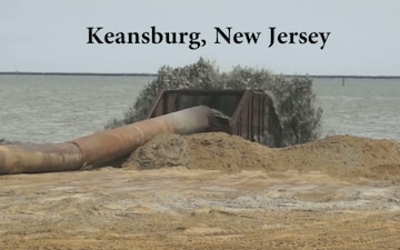 Long Branch & Keansburg Beach Restoration Project