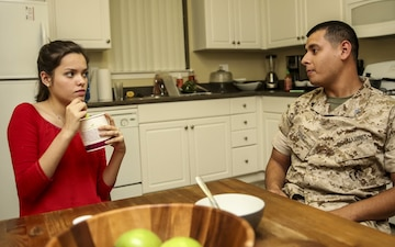 Warrior Wednesday: Marine from Burbank, Calif.