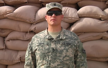 Sgt. 1st Class William Hess Rockies Shout Out