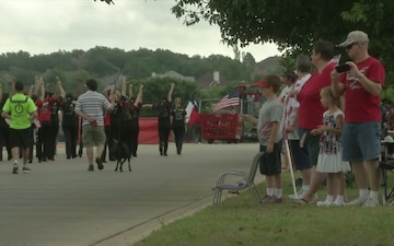 Harker Heights celebrates Memorial Day
