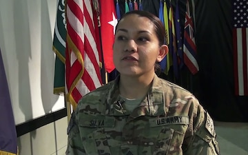 Sgt. Guadalupe Silva Becomes US Citizen