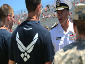Fast Cars, Great Fans: Your Military Thanks You