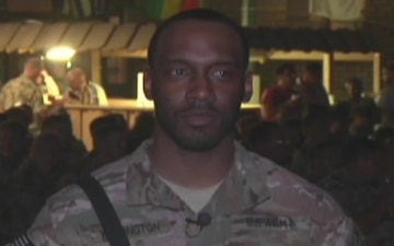 Staff Sgt. Wallington