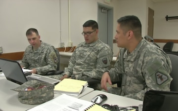 JAG Corps CSM Pat Lister explains the many benefits of becoming a paralegal in the US Army Reserve