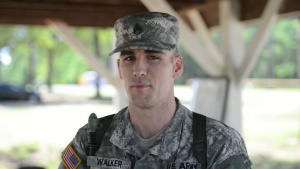 2014 ARNG BWC - SSG Michael J. Walker Interview