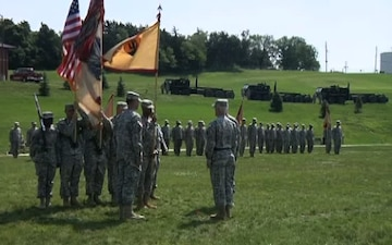 103rd ESC Commander moves on