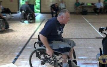 Veteran wheelchair athletes prep for national games