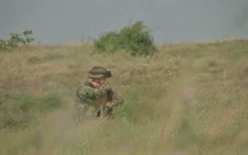 Platinum Lion 14-1 DV Day Bulgarian QRF and OPFOR