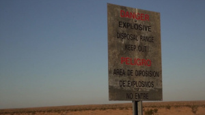 Exercising Control - A Day on the Range with EOD