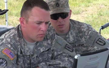 Michigan National Guard Trains on Raven