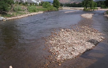 Waters of the U.S.: Diversion of St. Vrain River