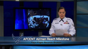 Suicide Prevention: Around the Air Force