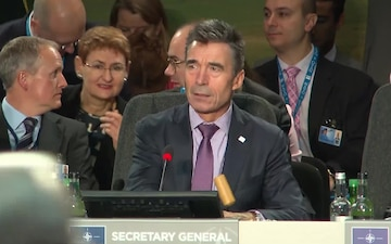 NATO Wales Summit: Opening NAC Remarks with NATO Sec. General