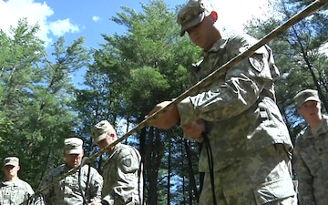 Maine Guard Best Squad Competition