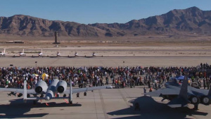 Nellis Air Force Base Open House 2014 Commercial - 15 Second Version