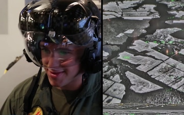 With the Gear: X-ray Helmet and Virtual F-35