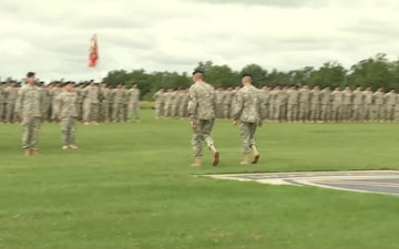 3rd Brigade Combat Team Inactivation Ceremony.