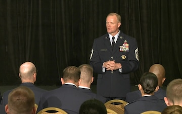 Air Force Association Air & Space Conference 2014: Q&A With Chief Master Sgt. Of the Air Force James Cody
