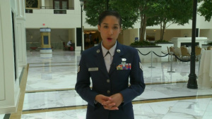 Air Force Report: CMSAF at AFA