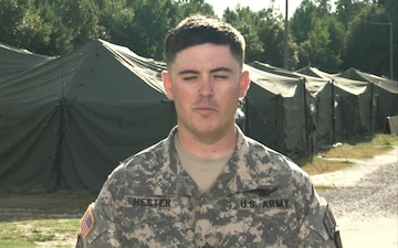 Staff Sgt. Brian Hester