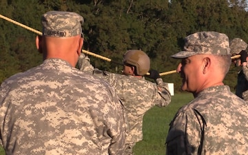 Army Chief of Staff Visits Best Warrior Competition, Fort Lee