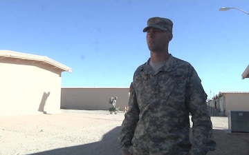 4th Armored Brigade Combat Team, 1st Armored Division Conducts Training at Fort Irwin