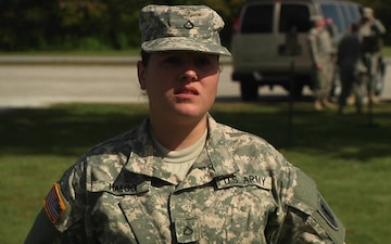 PFC Haegg, Breeya Veterans Day Shout-out