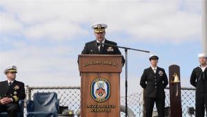 USS Cole Memorial Ceremony