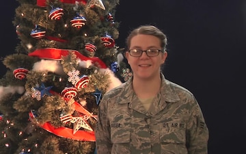 Senior Airman Rebecca Gager