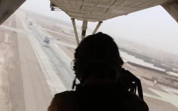 U.S. Marines Depart Helmand province
